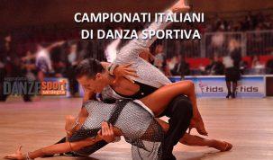 campionati italiani danze di coppia