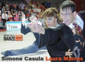 Simone Casula & Laura Marras a Rimini 2013