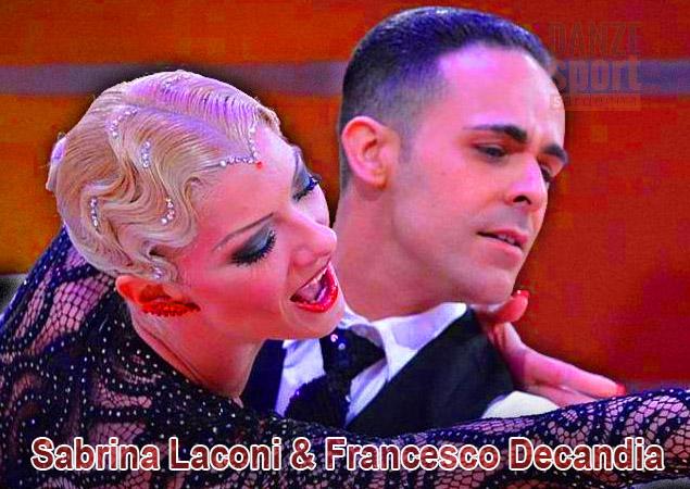 Francesco Decandia & Sabrina Laconi