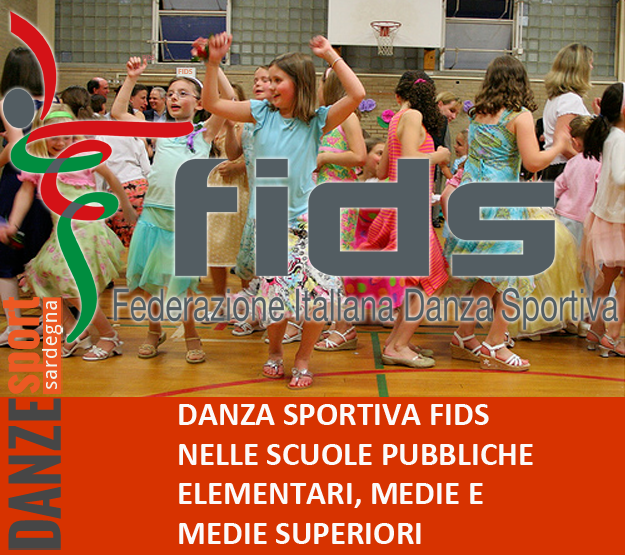 danza sportiva a scuola