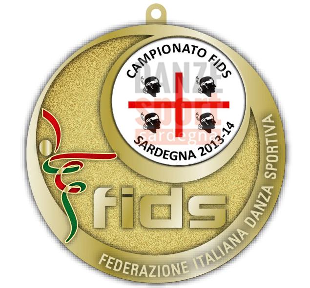 medaglia fids campionati regionali