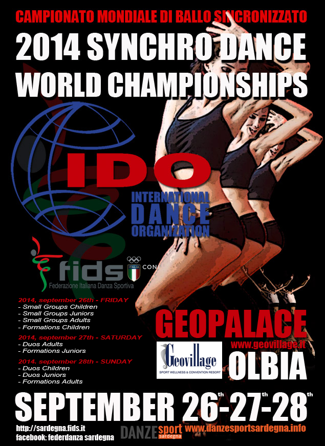 campionati del mondo di ballo sincronizzato