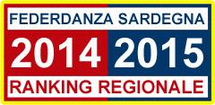 Premio Società Sportive FIDS Sardegna 2014/2015