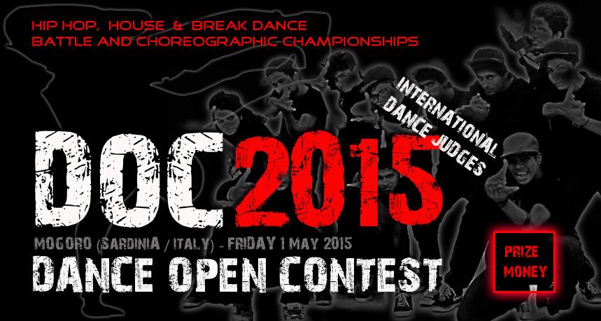 Dance Open Contest