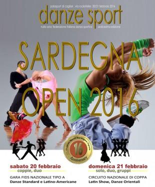sardegna open 20/21 febbraio 2016