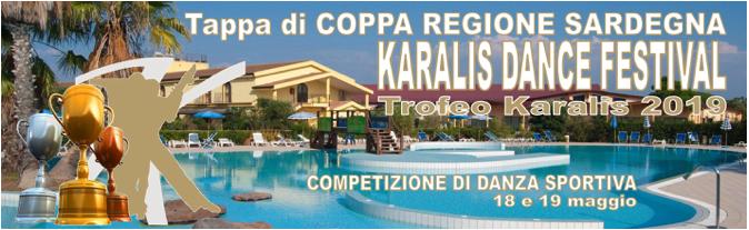 Federdanza Calendario.Classifiche E Votazioni Del Trofeo Karalis Le Gare Svolte