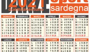 Calendario Fids Sardegna 2021 Home   Danze Sport Sardegna